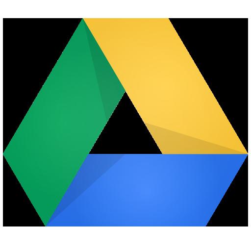 8 Google Drive Folder Icon Images