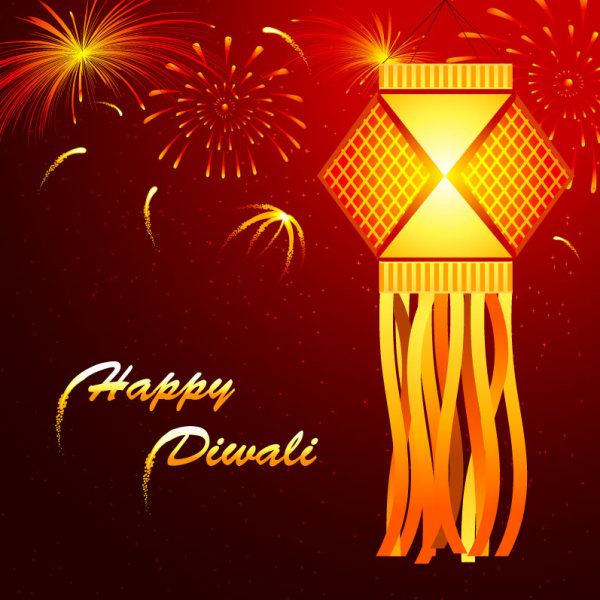 6 Diwali Paper PSD Images