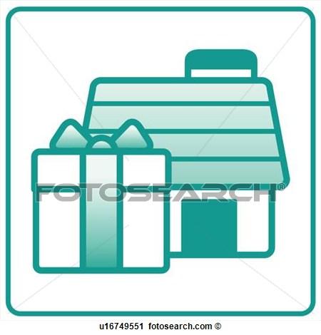 House Building Clip Art