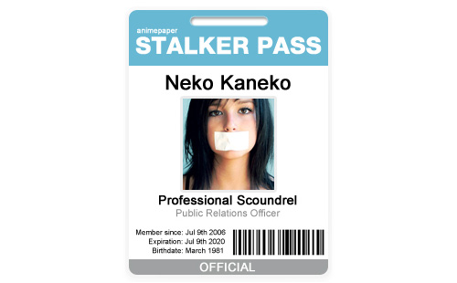 free id card templates