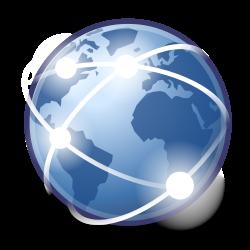 Internet Icon Clip Art