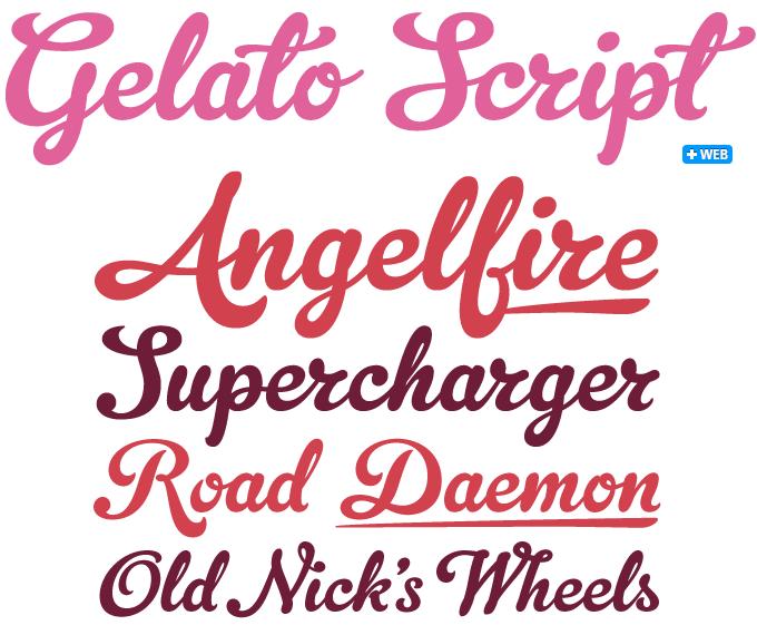 Gelato script font free download – free font download.