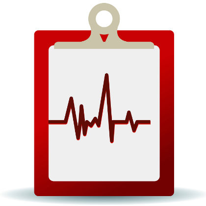 Medical Chart Icon