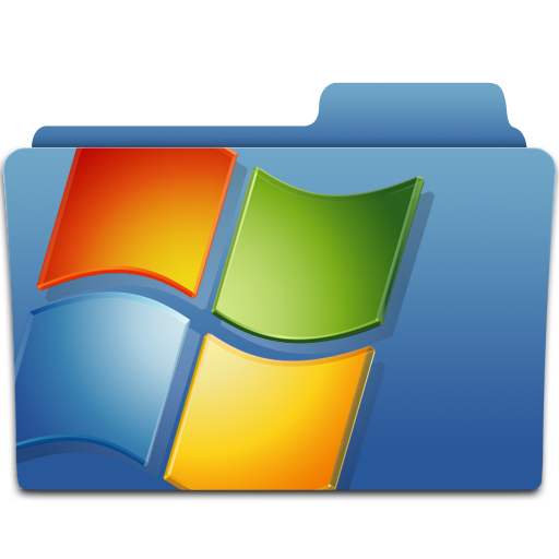 Microsoft Windows Folder Icons