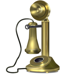 12 Vintage Phone Icon Images