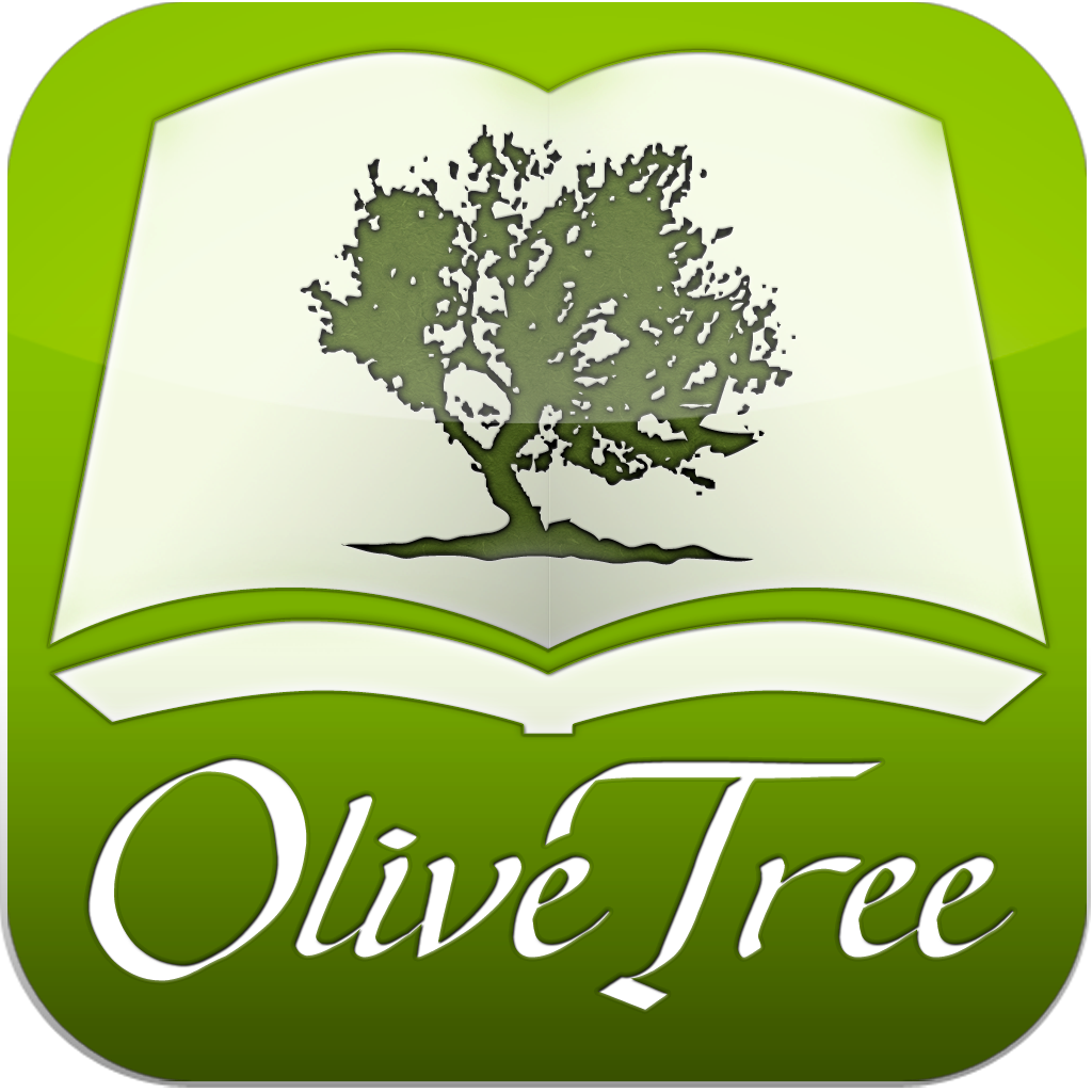 14 Tree Bible Icon Images - Olive Tree Bible Study, Olive Tree Bible