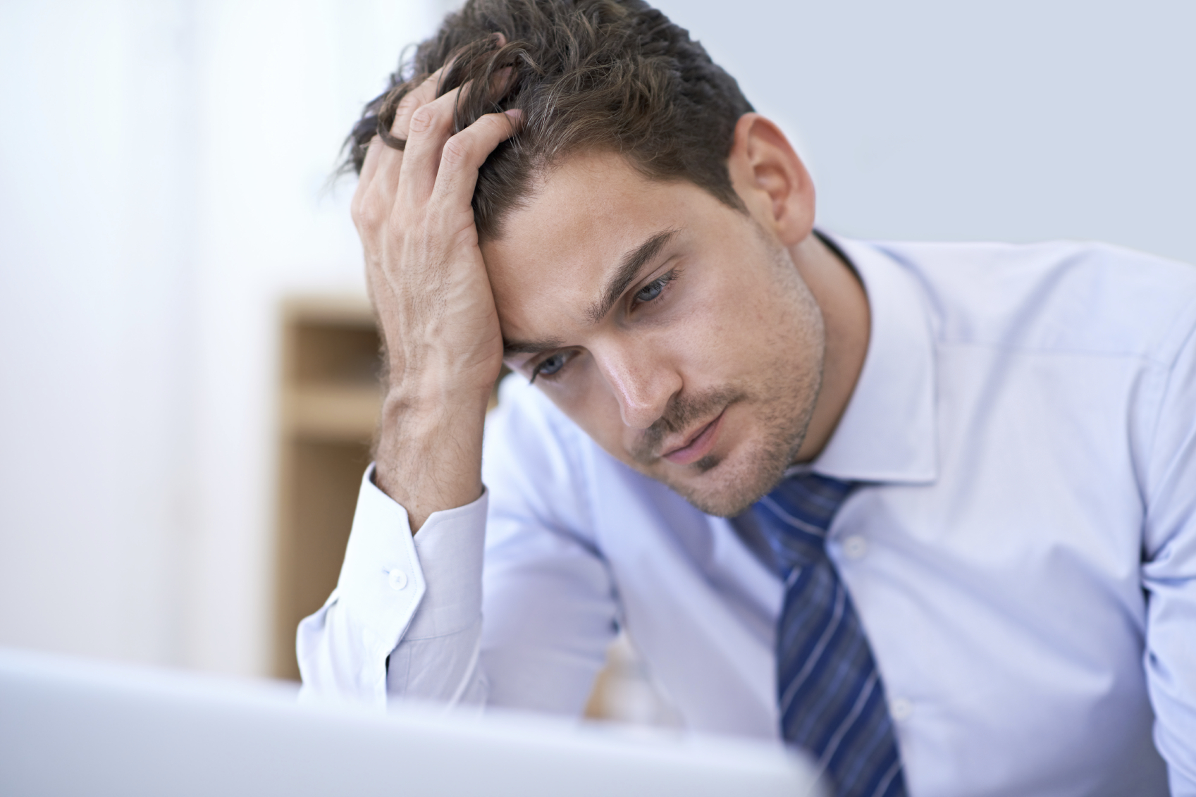 13 Stressed Person Stock Photos Images