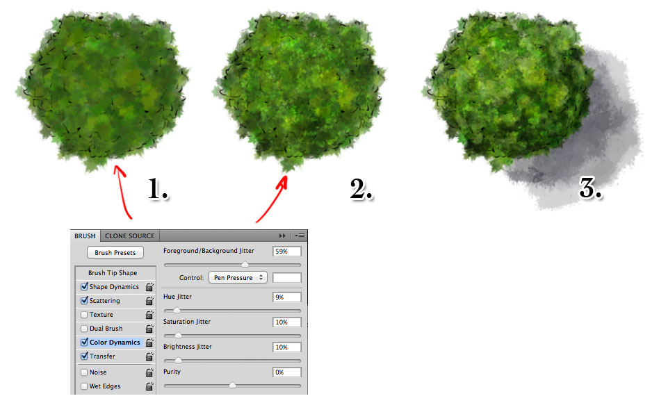 13 Real Photoshop Trees Plan Images - Architectural Trees