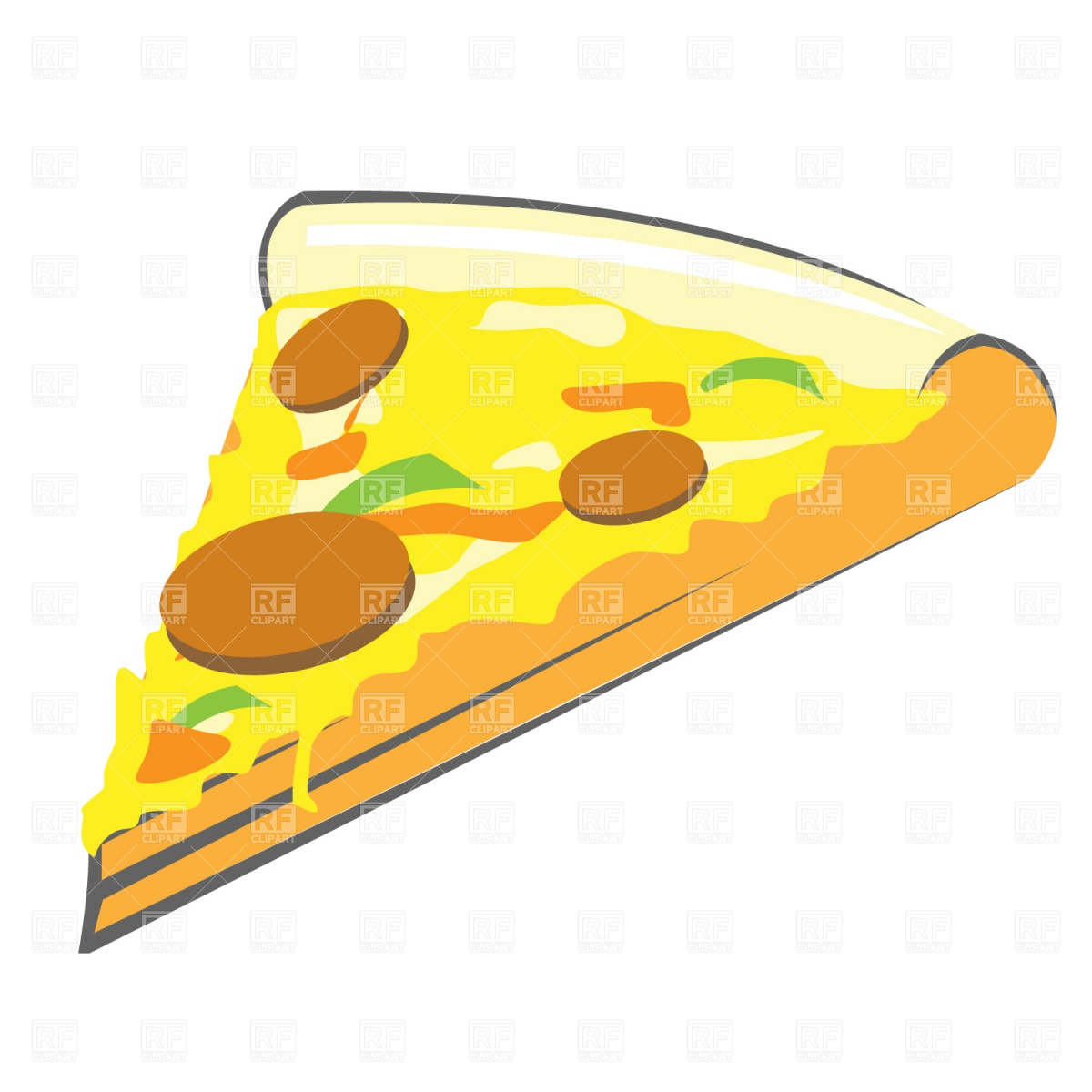 11 Pizza Slice Vector Free Images