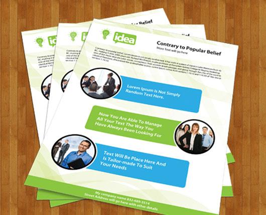 18 Free Brochure Design Psd Templates Images Brochure Design