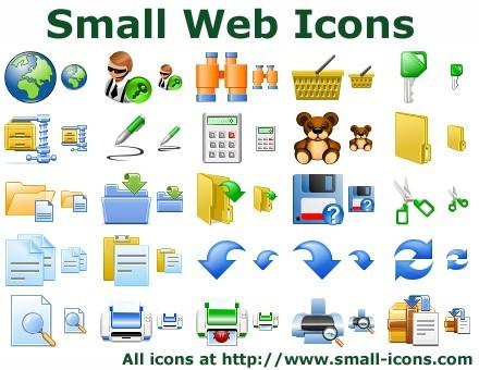 Small Web Icon