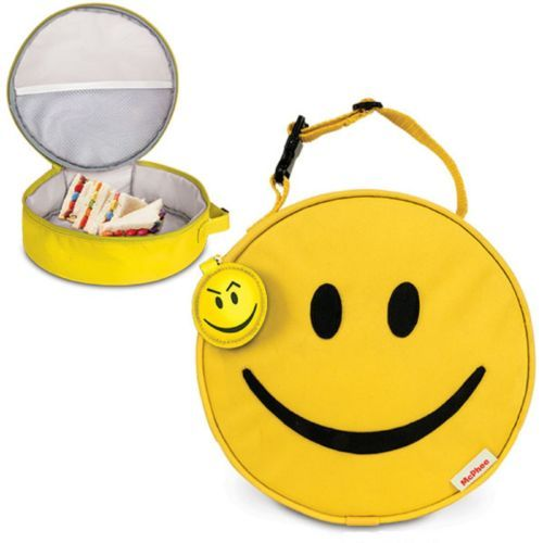 Smiley-Face Lunch Bag