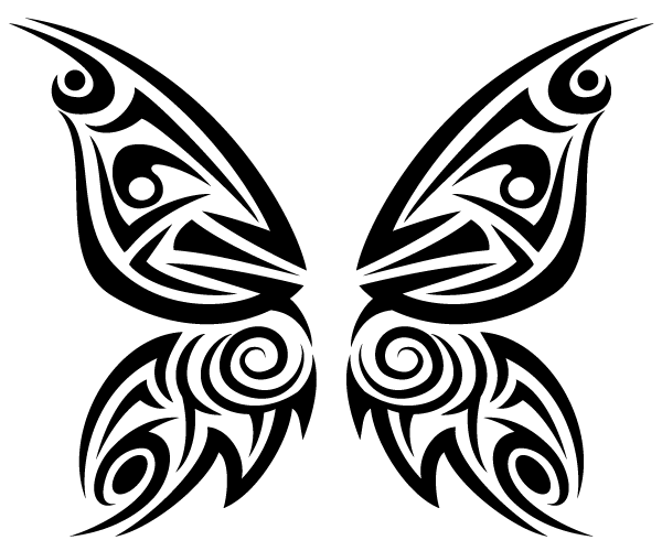 16 Butterfly Vector Free Images