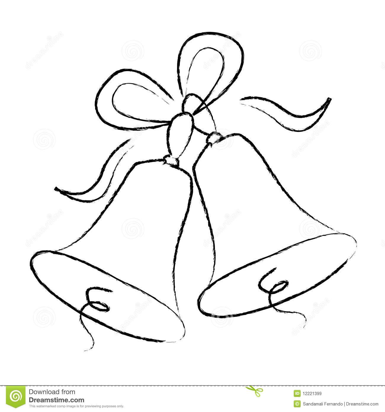 18 Wedding Bells Vector Graphics Images