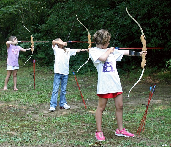 Archery Outdoor Games for Kids