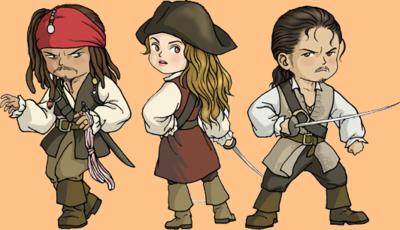 Baby Jack Sparrow