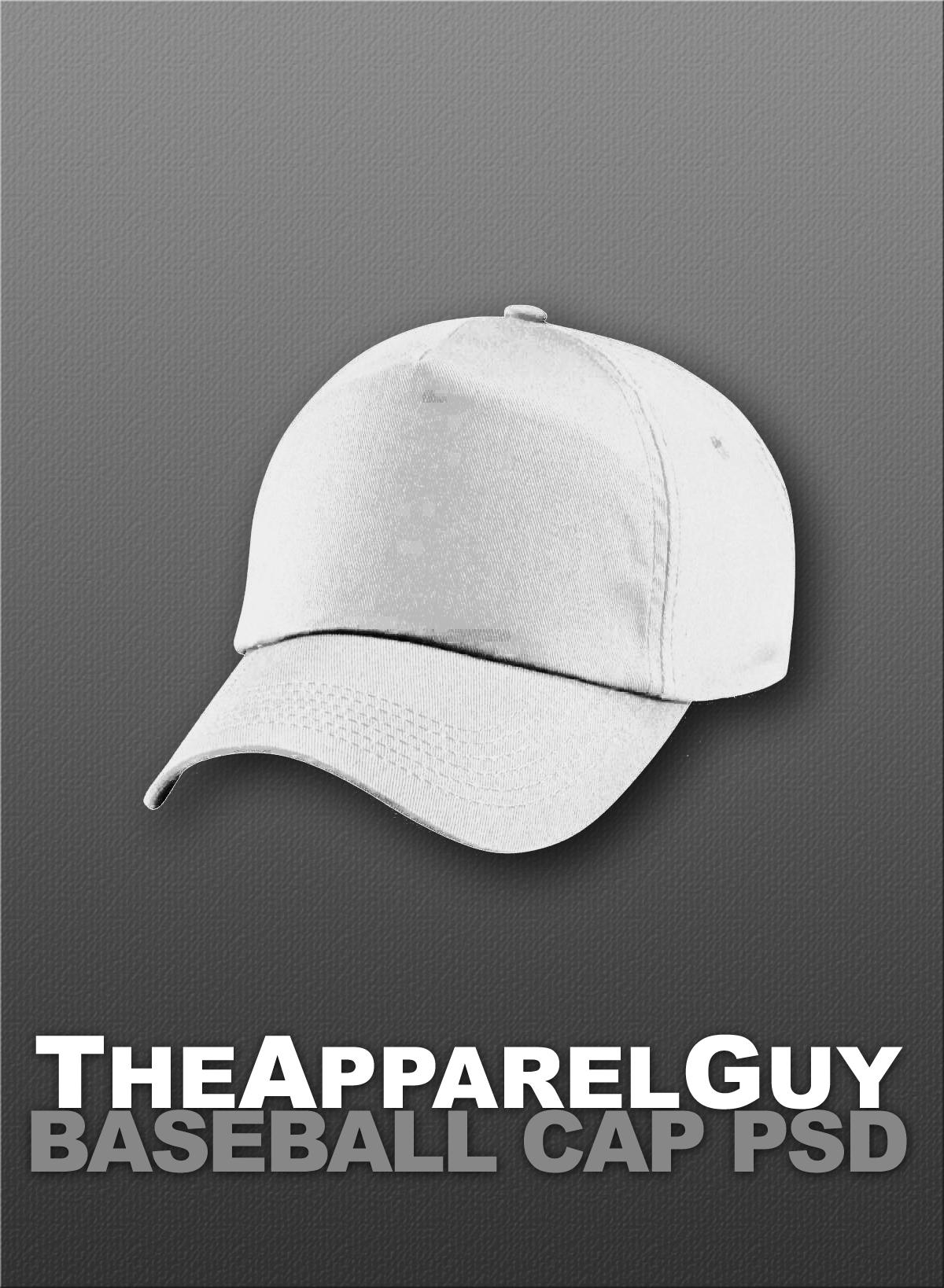 12 Hat Mockup PSD Images