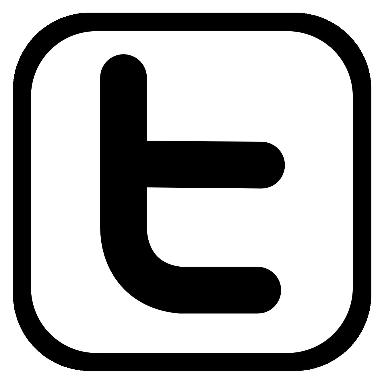 14 icons black circle background on twitter images