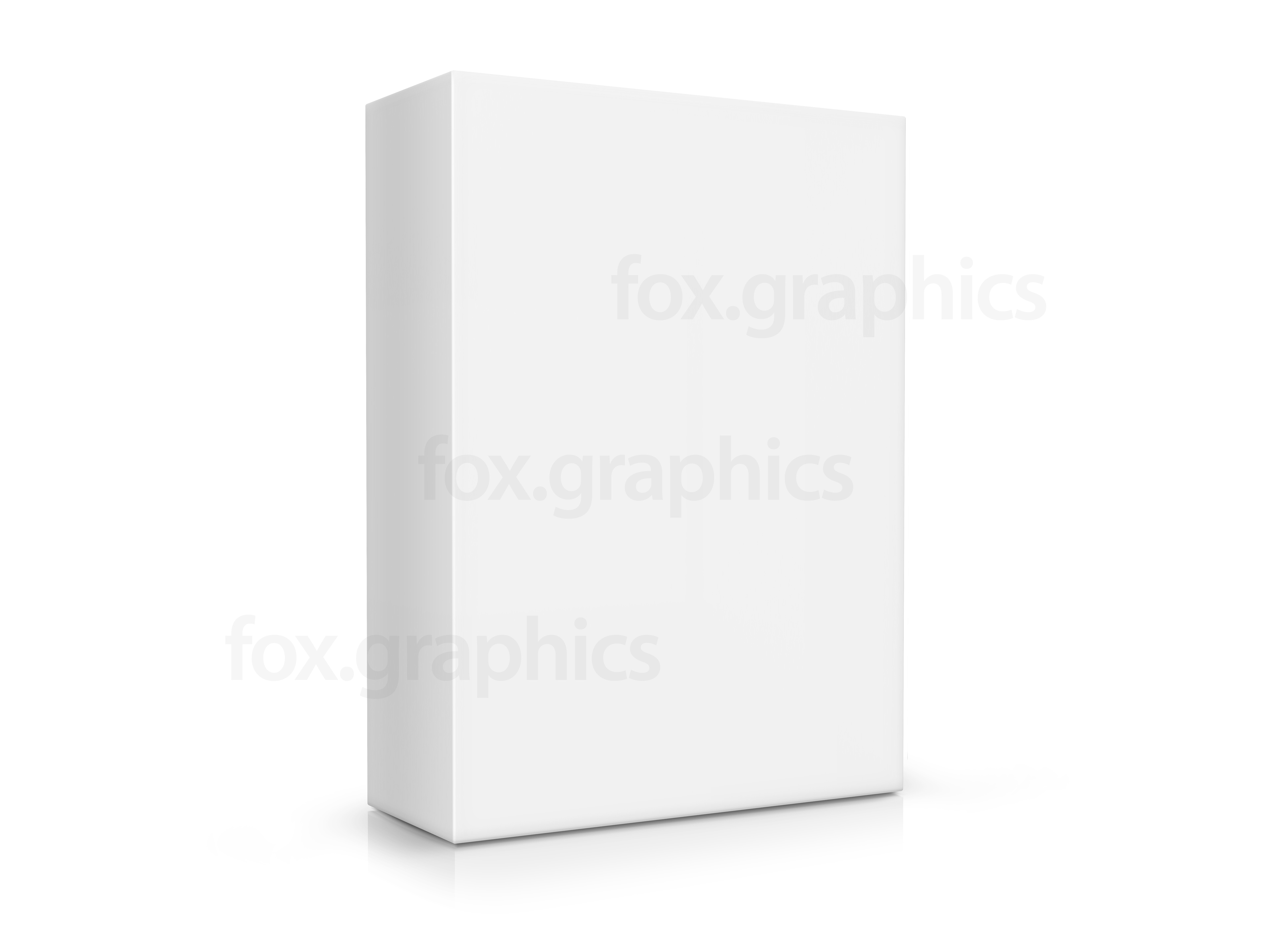 9 Blank Box Template Psd Images Blank Box Packaging Design Blank