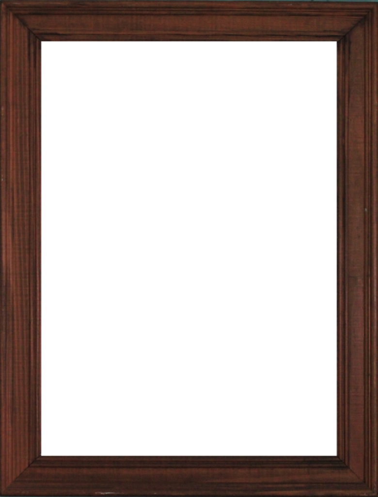 Brown Transparent Frame PNG