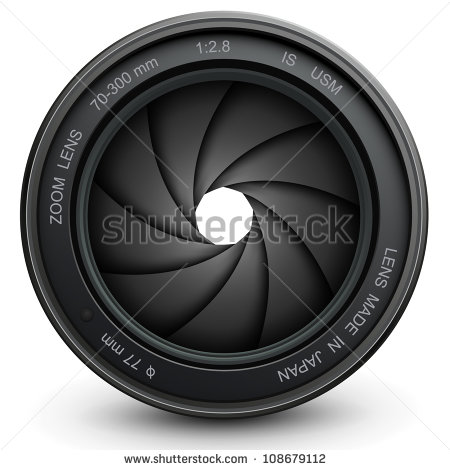 10 Camera Lens Vector Logo Images