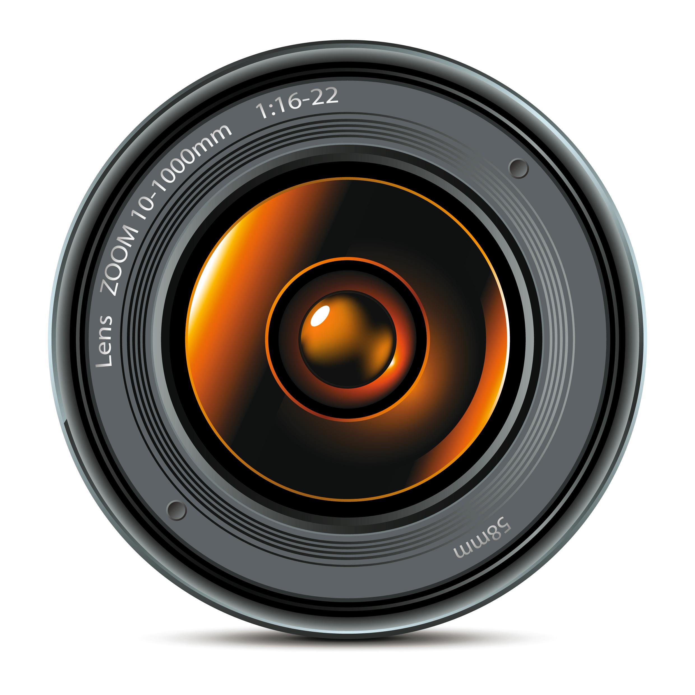 10 camera lens vector logo images camera lens shutter for Camera gratis