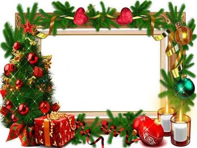 Christmas Frame Border Design