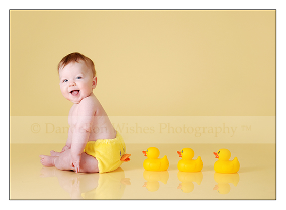 7 Creative Baby Photography Images