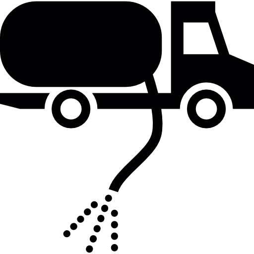 8 Container Truck Icon Images