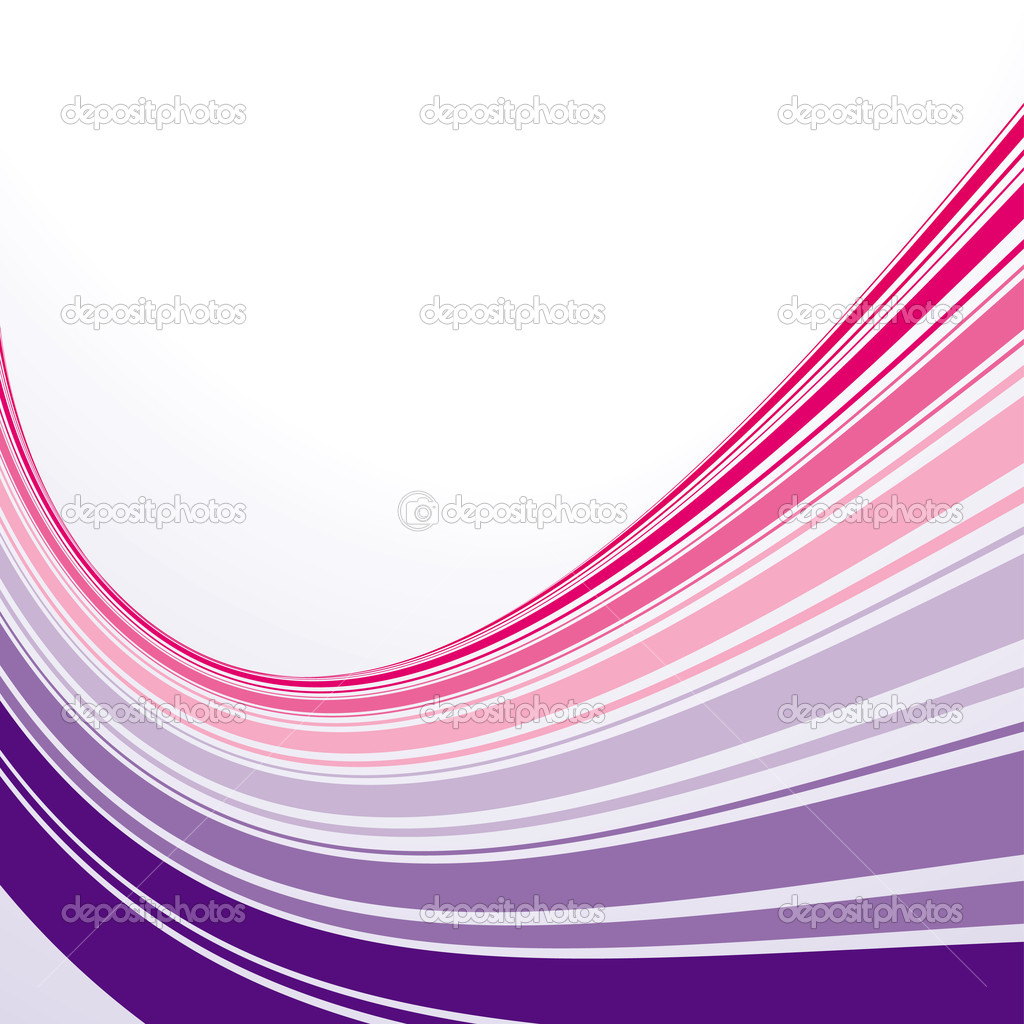 16 Translucent Abstract Purple Vector Corner Images