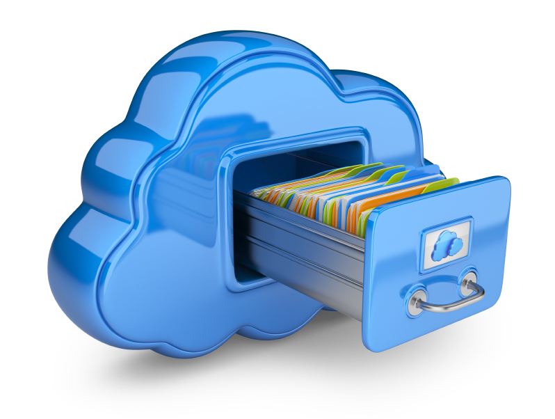 Enterprise Cloud Storage Service
