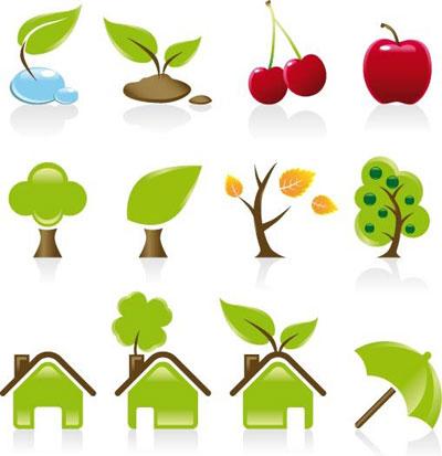 Environmental Icons Free
