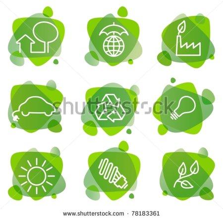 Environmental Protection Icon