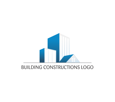 14 Modern Construction Logo Vector Images