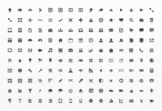 15 Small Icons Free Images