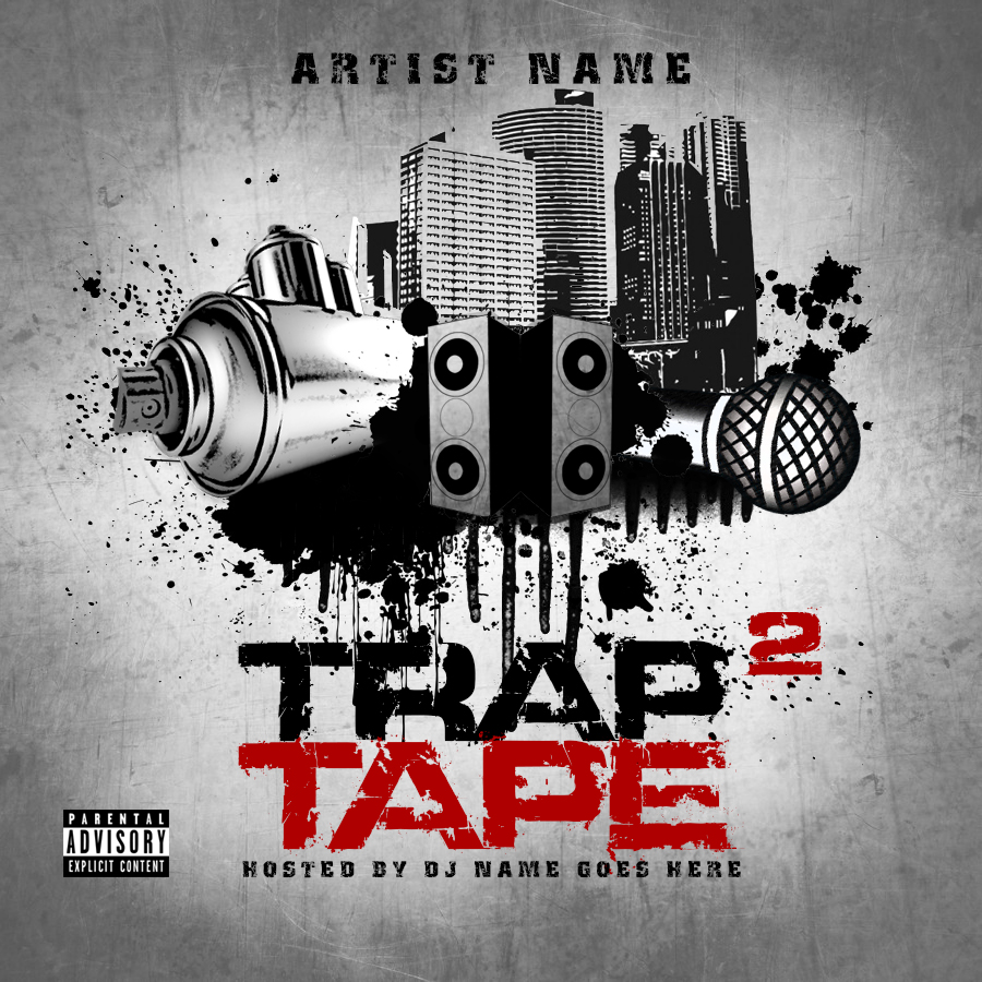 free mixtape covers templates vatoz atozdevelopment co