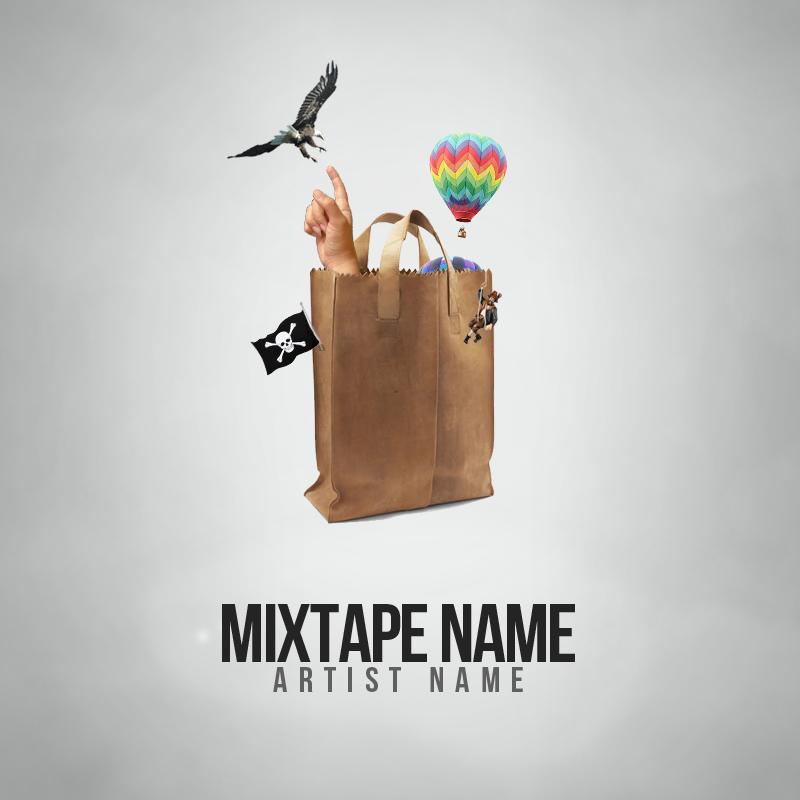 Free Mixtape Cover Templates
