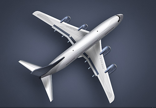 8 Plane PSD Mock Up Images