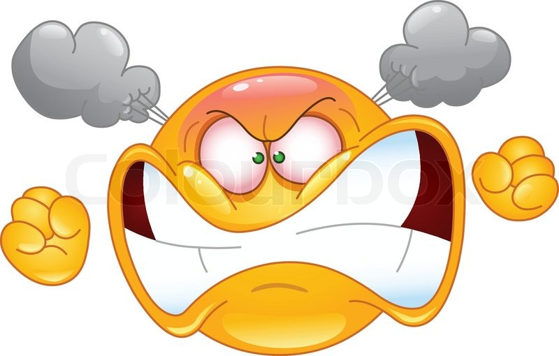 9 Frazzled Smiley Emoticon Images