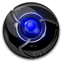 16 Black Chrome Icon Images - Cool Google Chrome Icons