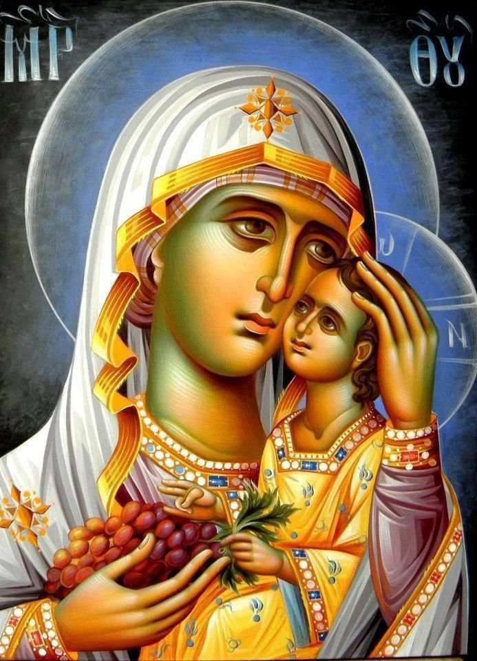 10 Zoe Greek Orthodox Religious Icons Images