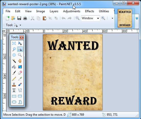 Wanted Template Microsoft Datariouruguay