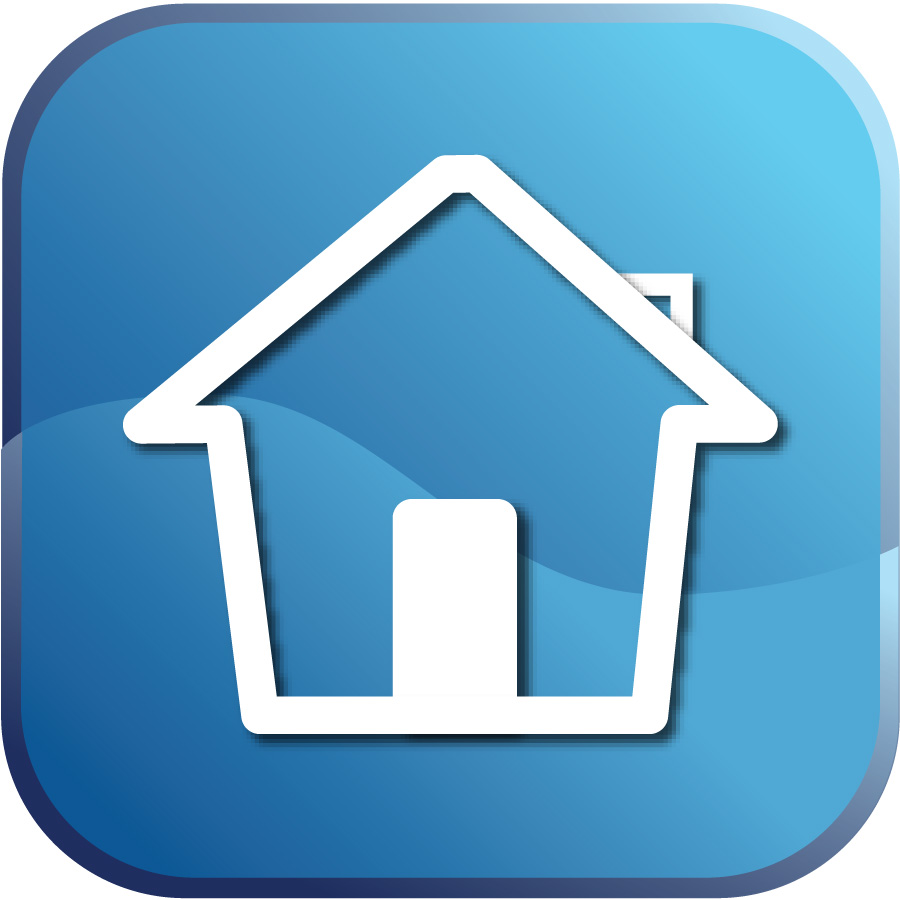 15 Homepage Button Icon Images - House Icon Home Button ...