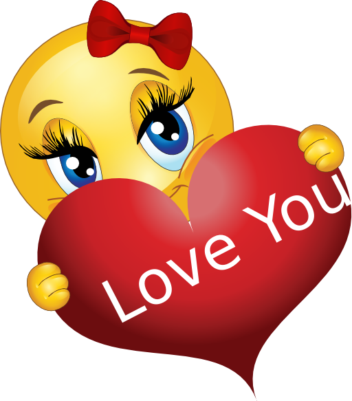 12 Love Emoticons Animated Images