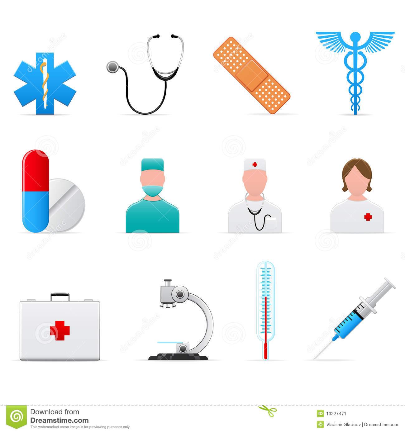 Icon Medical Vector