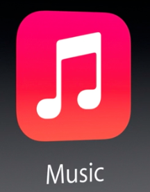 iOS 7 Music App Icon