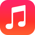 iOS Music Icon