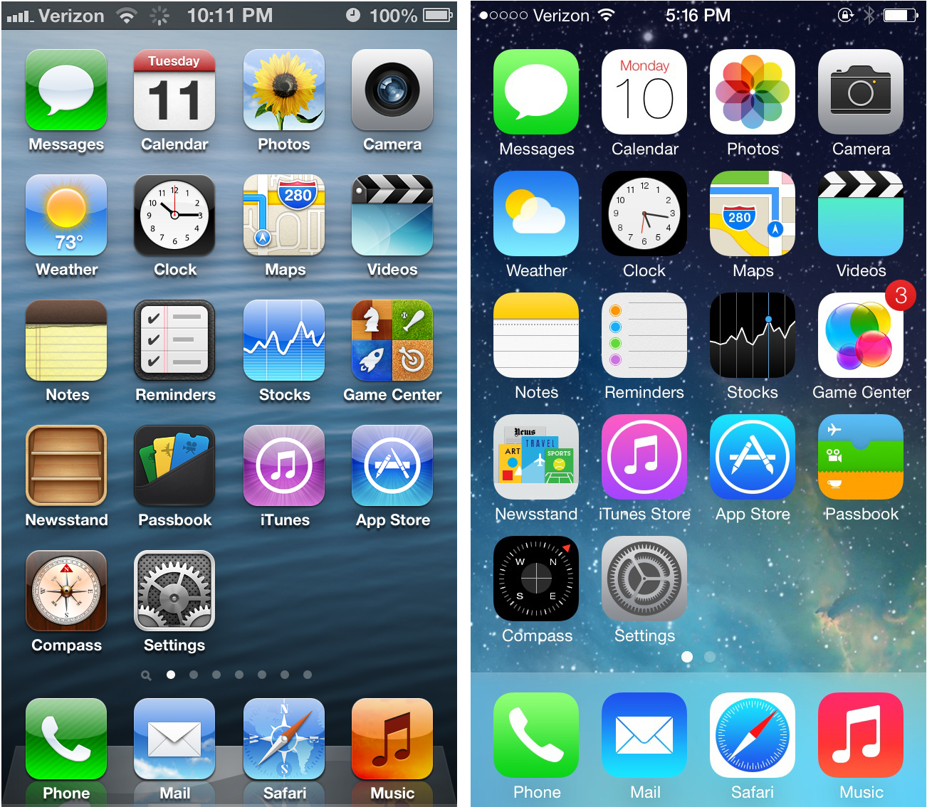 7 IPhone Home Screen Icons Images