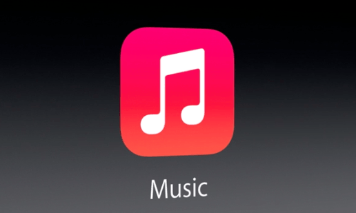 iPhone iOS 7 Music Icon