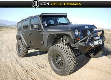 12 Icon Suspension Jeep Images